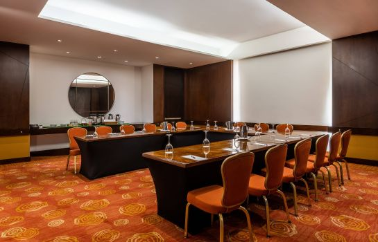 Conference room Bogota Marriott Hotel