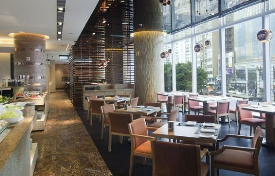 Restaurant Crowne Plaza HONG KONG CAUSEWAY BAY