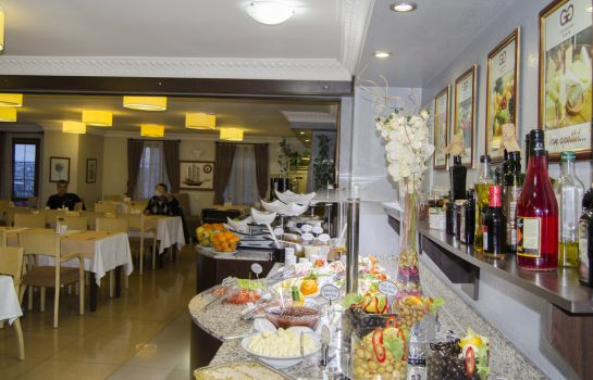 Breakfast room Grand Gebze Hotel