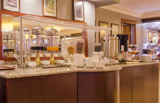 Breakfast buffet Grand Gebze Hotel