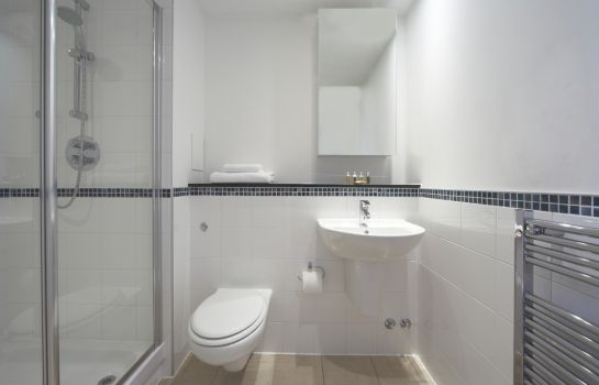 Bagno in camera Marlin Apartments Queen Street