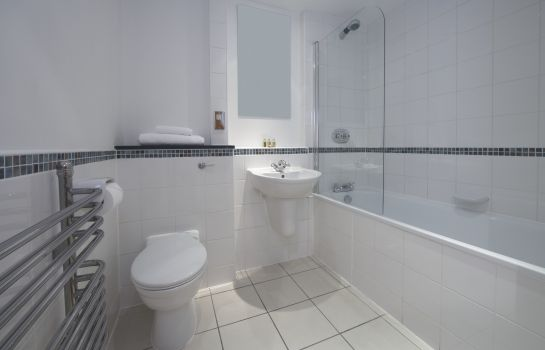 Badezimmer Marlin Apartments Aldgate