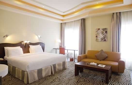 Double room (standard) Al Raya Suites