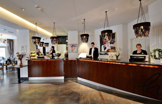Reception Hotel Hansson Sure Hotel Collection by Best Western