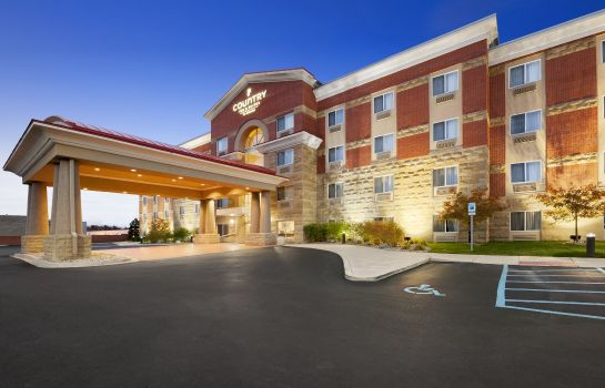 Buitenaanzicht MI  Dearborn Country Inn and Suites by Carlson