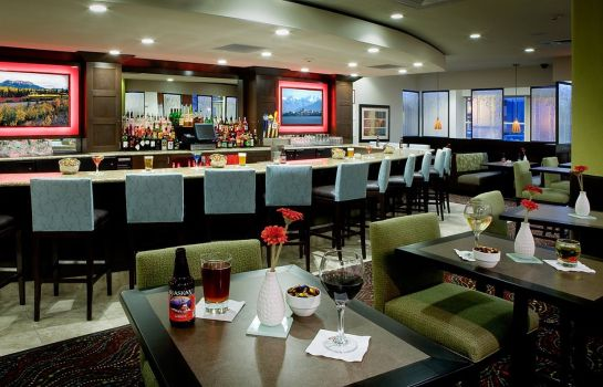 Hotel bar Crowne Plaza ANCHORAGE-MIDTOWN