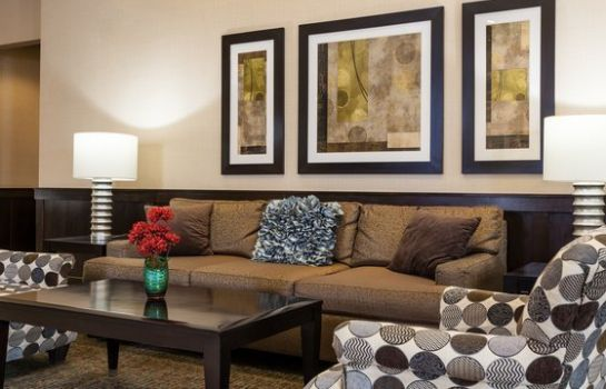 Hol hotelowy Crowne Plaza ANCHORAGE-MIDTOWN