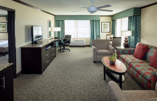 Suite Crowne Plaza ANCHORAGE-MIDTOWN