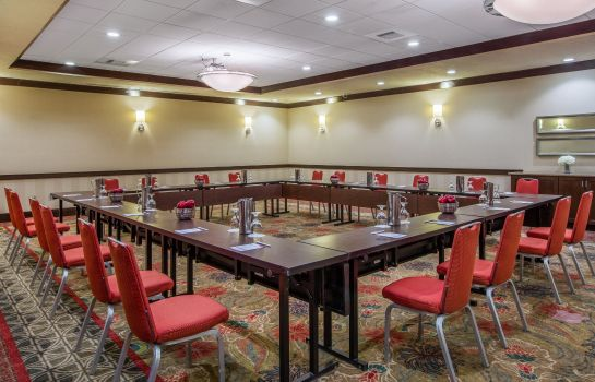 Sala konferencyjna Crowne Plaza ANCHORAGE-MIDTOWN