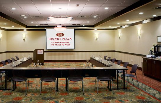 Sala congressi Crowne Plaza ANCHORAGE-MIDTOWN