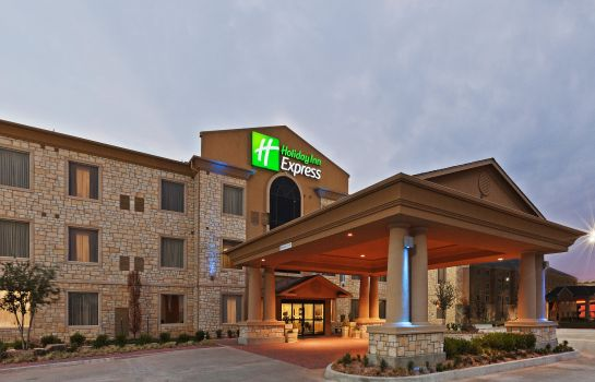 Außenansicht Holiday Inn Express & Suites OKLAHOMA CITY NW-QUAIL SPRINGS