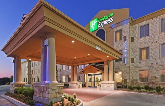 Buitenaanzicht Holiday Inn Express & Suites OKLAHOMA CITY NW-QUAIL SPRINGS