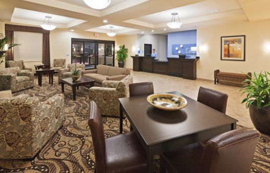 Hotelhalle Holiday Inn Express & Suites OKLAHOMA CITY NW-QUAIL SPRINGS