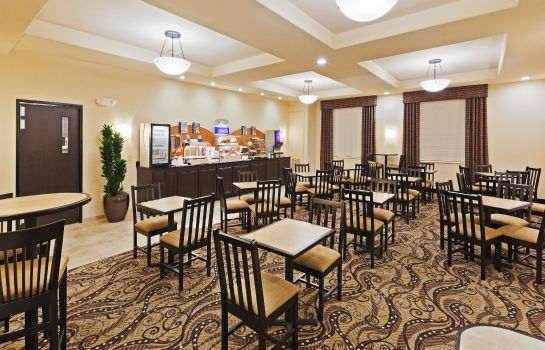 Restaurant Holiday Inn Express & Suites OKLAHOMA CITY NW-QUAIL SPRINGS