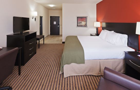 Zimmer Holiday Inn Express & Suites OKLAHOMA CITY NW-QUAIL SPRINGS