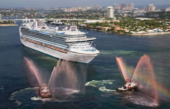 Info Crowne Plaza FT. LAUDERDALE AIRPORT/CRUISE