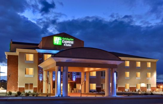 Widok zewnętrzny Holiday Inn Express & Suites ALBUQUERQUE AIRPORT