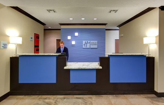 Hol hotelowy Holiday Inn Express & Suites ALBUQUERQUE AIRPORT