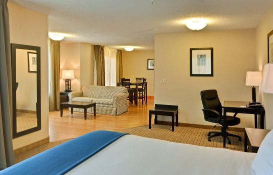 Suite Holiday Inn Express & Suites ALBUQUERQUE AIRPORT