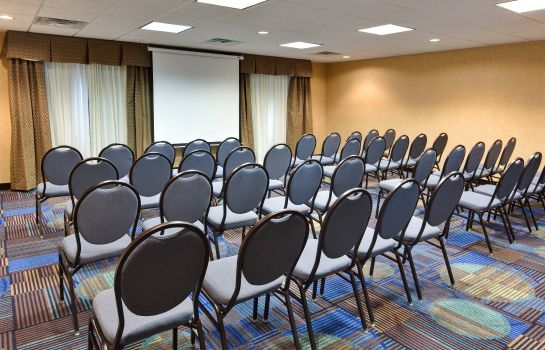 Conference room Holiday Inn Express & Suites ALBUQUERQUE AIRPORT