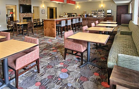 Restauracja MI  Dearborn Country Inn and Suites by Carlson