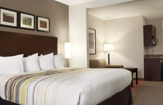 Kamers MI  Dearborn Country Inn and Suites by Carlson