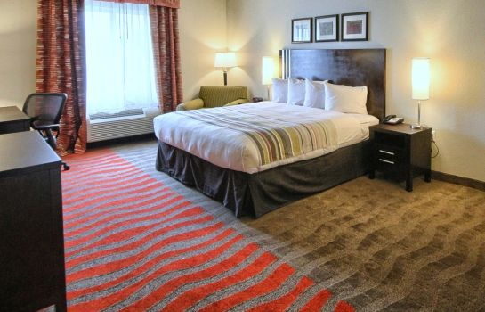 Kamers COUNTRY INN SUITES DEARBORN