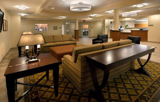 Hotelhalle Candlewood Suites SAN ANTONIO NW NEAR SEAWORLD