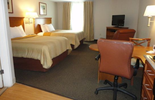 Zimmer Candlewood Suites SAN ANTONIO NW NEAR SEAWORLD