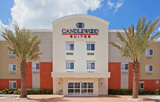 Vue extérieure Candlewood Suites HOUSTON NW - WILLOWBROOK