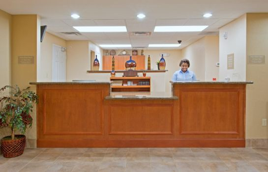 Hotelhalle Candlewood Suites HOUSTON NW - WILLOWBROOK