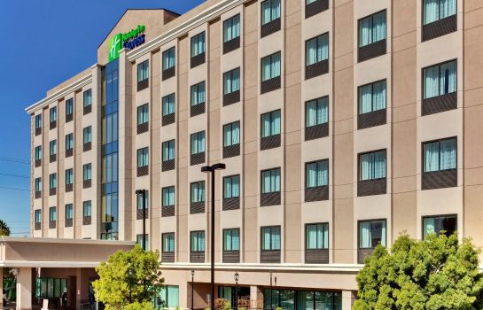 Buitenaanzicht Holiday Inn Express LOS ANGELES - LAX AIRPORT