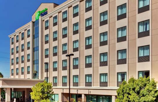 Exterior view Holiday Inn Express LOS ANGELES - LAX AIRPORT