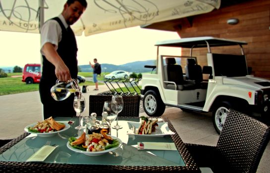 Terrasse Grund Resort Golf & Ski