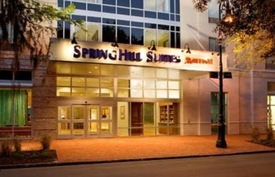 Außenansicht SpringHill Suites Savannah Downtown/Historic District