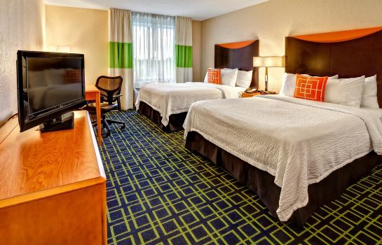Zimmer Fairfield Inn & Suites Naples