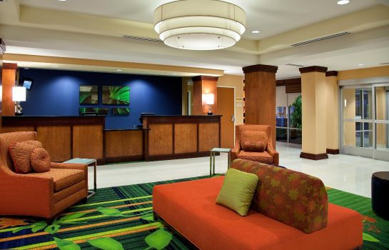 Hotelhalle Fairfield Inn & Suites Phoenix Chandler/Fashion Center