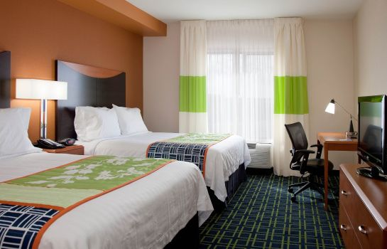 Zimmer Fairfield Inn & Suites Phoenix Chandler/Fashion Center