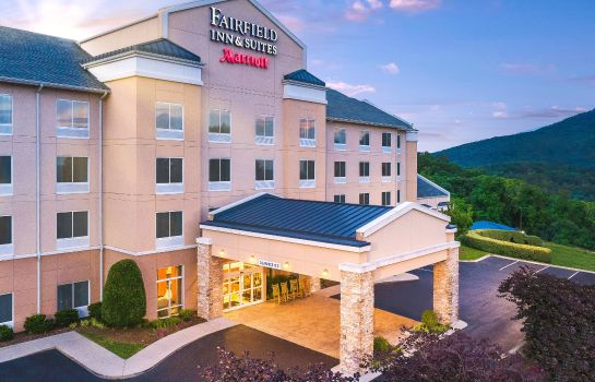 Außenansicht Fairfield Inn & Suites Chattanooga I-24/Lookout Mountain