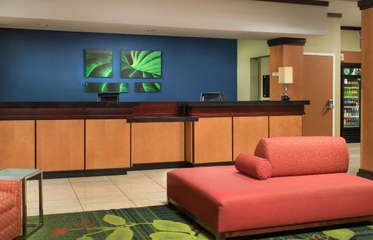 Hotelhalle Fairfield Inn & Suites Chattanooga I-24/Lookout Mountain
