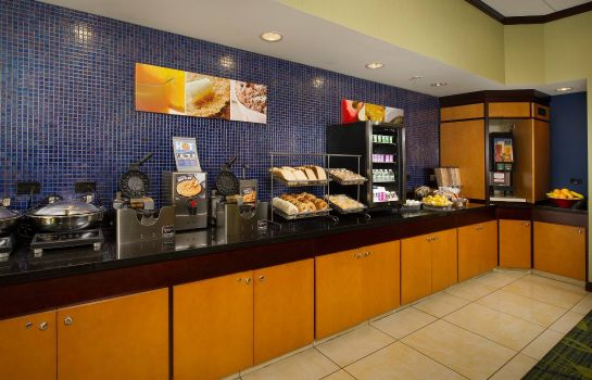 Restaurant Fairfield Inn & Suites Chattanooga I-24/Lookout Mountain