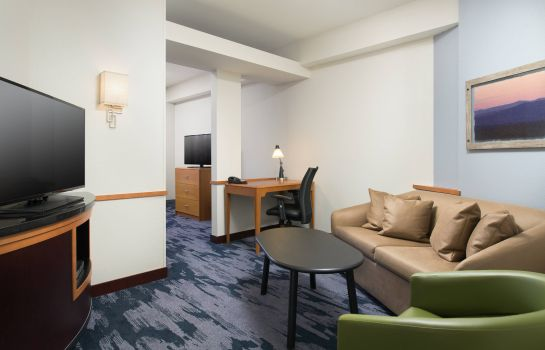 Suite Fairfield Inn & Suites Chattanooga I-24/Lookout Mountain