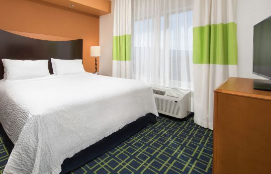 Zimmer Fairfield Inn & Suites Chattanooga I-24/Lookout Mountain