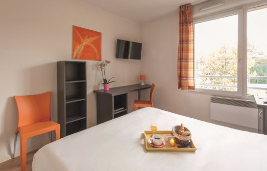 Chambre individuelle (standard) APPART'CITY BOURG EN BRESSE