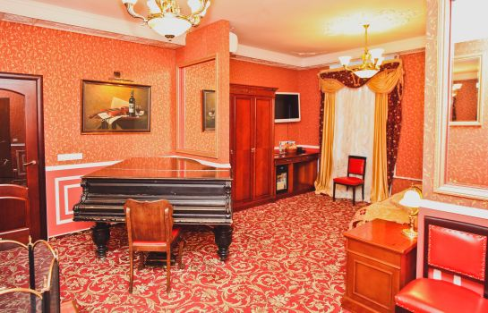 Junior suite Happy Pushkin
