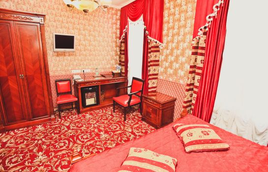 Double room (standard) Happy Pushkin