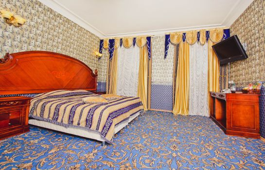 Double room (superior) Happy Pushkin