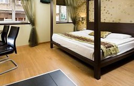 Double room (standard) Opera Garden Hotel & Apartments