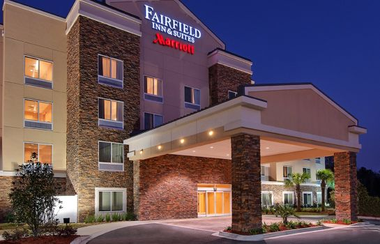 Außenansicht Fairfield Inn & Suites Jacksonville West/Chaffee Point