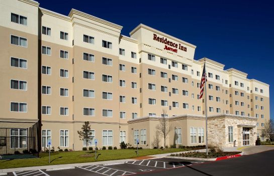 Außenansicht Residence Inn San Antonio Six Flags® at The RIM